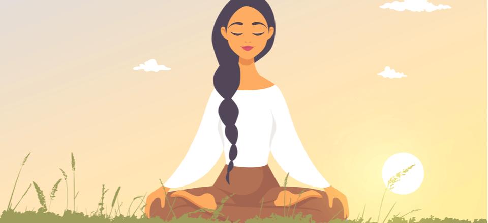 Nieporuszony obserwator - medytacja bez wysiłku