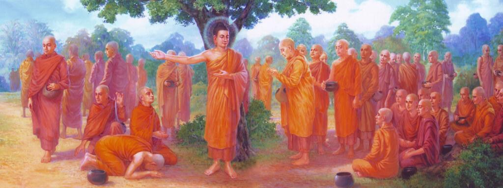 Dziękuję za medytację Vipassana