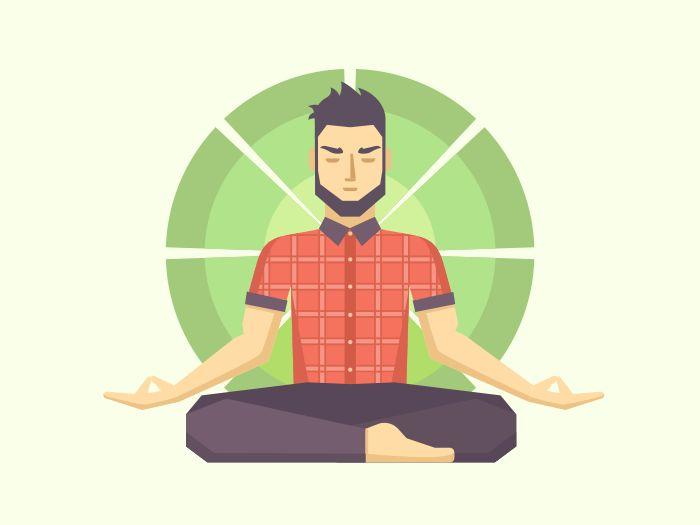 Prawidłowe podejście do medytacji - akceptacja natury umysłu