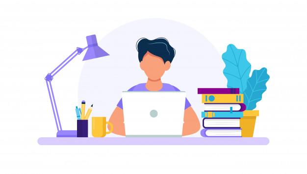 Rozwijam umiejętność pisania bloga i czerpię z tego radość