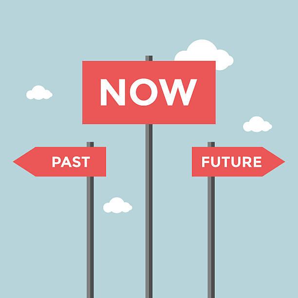 Akceptuję przeszłość i skupiam się na chwili obecnej