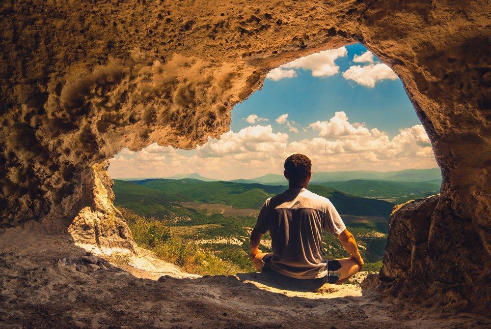 Medytacja dostrajania się do natury