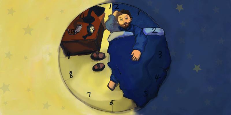 Naturalne wstawanie - pobudka bez budzika