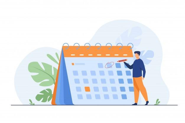 Plan dnia jako wielka pomoc w wzmacnianiu pozytywnych nawyków