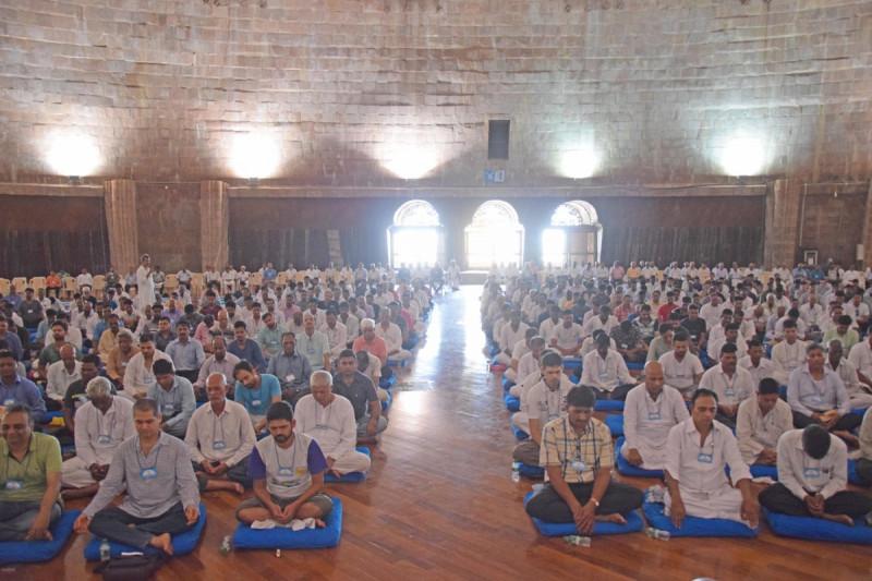Przygotowanie do 10 dniowego kursu medytacja Vipassana