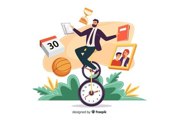 Efektywne planowanie czasu pracy