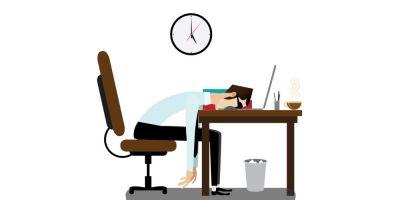 Brak motywacji i niechęć do pracy