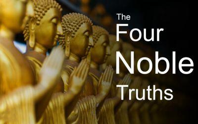 Cztery szlachetne prawdy - 5/10 dzień kursu medytacji Vipassana