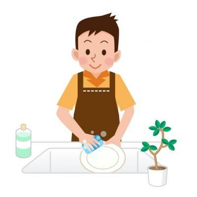 Dzięki uważnemu zmywaniu naczyń uwalniam sięod pośpiechu i niedbałości