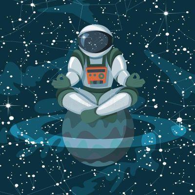 Ja i Wszechświat to jedność, ta Prawda wypełnia mój Umysł