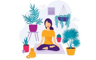 Krótka pauza uważności i wglądu w siebie - prosta technika medytacyjna