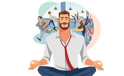 Medytacja po pracy - relaks i oczyszczenie umysłu