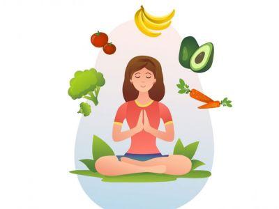 Medytacja świadomego jedzenia