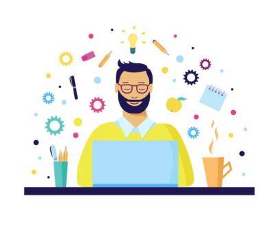 Rozwijam radość i satysfakcję z pracy