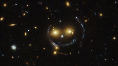 Uśmiecham się do Wszechświata i Wszechświat uśmiecha się do mnie