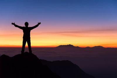 Wytrwałość, determinacja - osiąganie celów, spełnianie zamierzeń