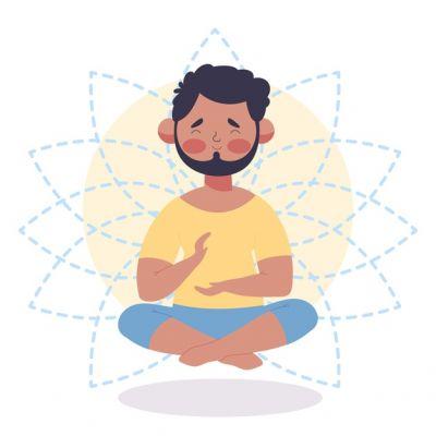 Wzmacniam nawyk porannej medytacji