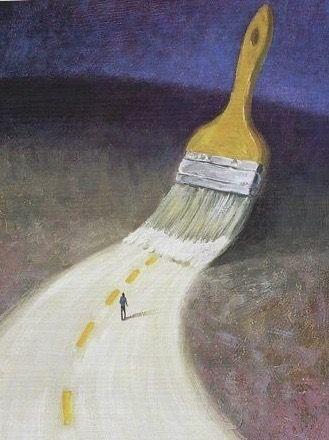 Życie jako kreatywne dzieło sztuki